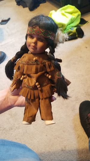Old antique doll for Sale in Sheridan, CO