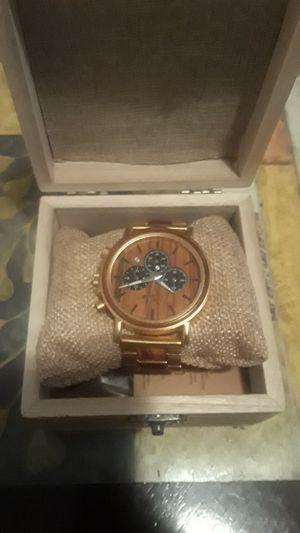 Gold watch for Sale in Wichita, KS
