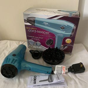 Conair hair drier for Sale in Fairfax, VA