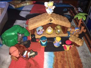 Nativity Fisher Price for Sale in Chula Vista, CA