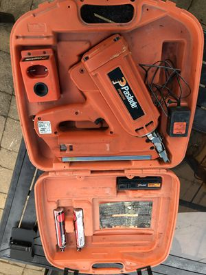 Paslode fraiming nail gun for Sale in Mansfield, MA