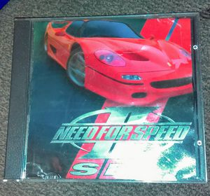 Need for Speed 2SE PC / DVD game for Sale in Taylor Lake Village, TX