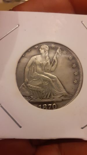1870 rare silver dollar for Sale in Kissimmee, FL