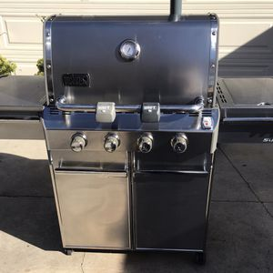 Weber Summit BBQ Grill for Sale in Santa Ana, CA