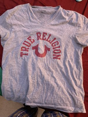 True religion shirt (new) for Sale in Alexandria, VA