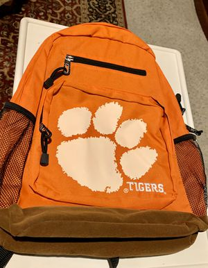 Officially Licensed NCAA Clemson Tigers Backpack for Sale in Bella Vista, AR