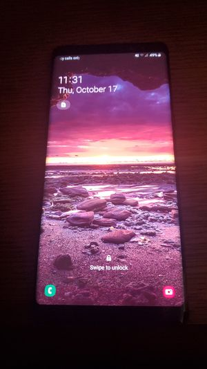 Galaxy note 8 for Sale in Moreno Valley, CA