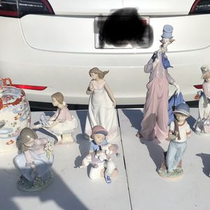 Lladro Figurines for Sale in Rancho Cucamonga, CA