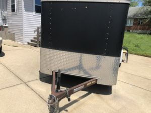 14 foot enclosed trailer!!! With tools and tools boxes for Sale in O'Fallon, MO