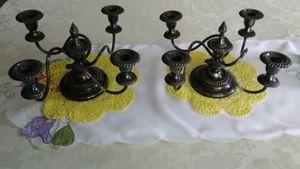 Vintage Brass Candelabra for Sale in Newberg, OR