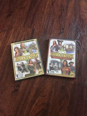 Sims Medieval plus Pirates and Nobles expansion for Sale in Fort Erie, ON