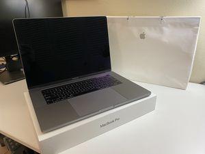 Macbook Pro 15 inch Mid 2019 32GB RAM 1tb i9 8 Core Pro Vega 20 OBO for Sale in Miami, FL