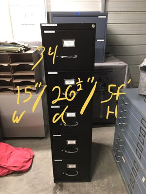 File Cabinets $60 for Sale in Mulberry, FL