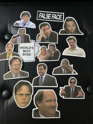 The office Stickers for Sale in Pomona, CA