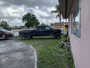 2005 ford f 250 must sell today for Sale in Miami Gardens, FL