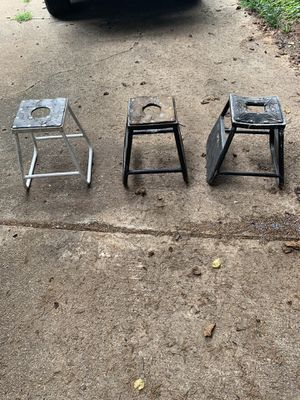 Dirt bike stands for Sale in Greensboro, NC
