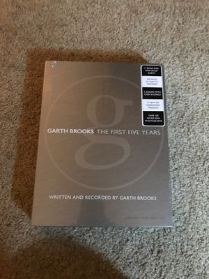 Garth Brooks The Anthology Part 1 the First five years for Sale in Cleveland, OH