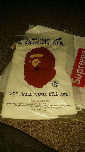Bape shirt 100% authentic for Sale in Batavia, OH