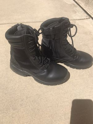 Interceptor Boots size 7.5 for Sale in Temecula, CA