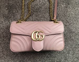 GG crossbody bag pink leather for Sale in Knoxville, TN