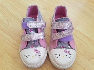 Hello Kitty Toddler shoes Size 9 for Sale in Sunland-Tujunga, CA