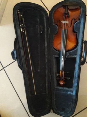 Violin price is firm no lowballers no trades for Sale in Fontana, CA