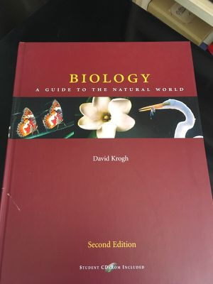 Biology book for Sale in Miami, FL
