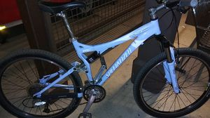 "SPECIALIZED M4 XC 26"" MOUNTIAN BIKE FUL SUSPENSION DISC BRAKE COMPATABLE for Sale in San Diego, CA"