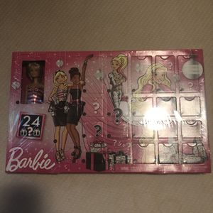 Barbie Limited Edition Advent Calendar for Sale in Chicago, IL