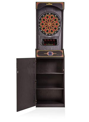 Standing Electronic Dartboard with 24 Games for Sale in Las Vegas, NV