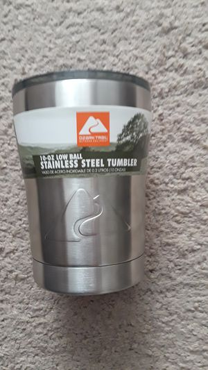 Stainless steel tumbler 10 oz, brand new. for Sale in Riverside, CA