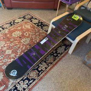 Used 162 Rome Agent Wide Snowboard for Sale in Seattle, WA