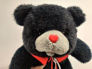 Black teddy bear for Sale in Queens, NY