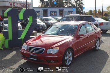 2005 Mercedes-Benz C-Class for Sale in Everett,  WA