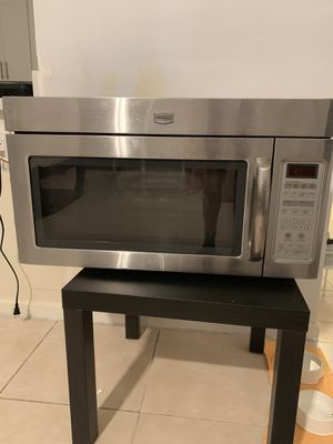 Maytag microwave oven for Sale in Lauderhill, FL