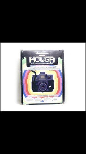 Holga 120CFN 6x6 Medium Format - Vintage Film - 120mm point shoot camera for Sale in Austin, TX