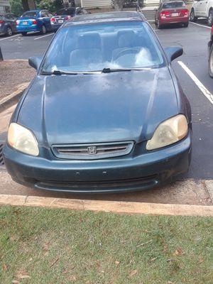 1997 Honda Civic Ex for Sale in Macon, GA