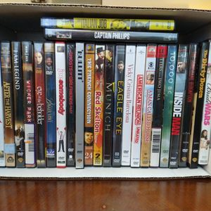 25 DVD Movies for Sale in Baytown, TX