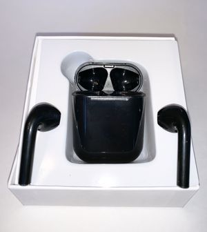 EarPods i12 Mini BLACK for Sale in Los Angeles, CA