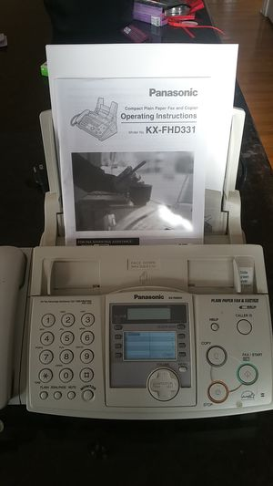 Fax and copy machine for Sale in Elmhurst, IL