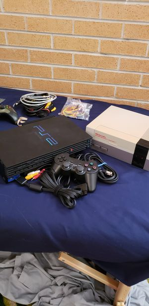 PS2 and NES for Sale in Monroe, GA