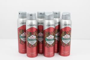 $30 New Old Spice Bearglove 48HR Deodorant Spray 6 Pack for Sale in Tampa, FL