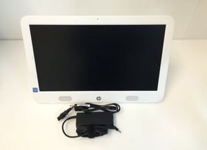 Manufacturer Refurbished -HP- 20-E014 All-in-One Desktop PC with HP Keyboard & Mouse for Sale in Erie, PA