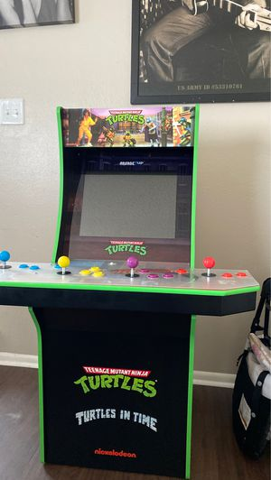 Mini ninja turtles game.....turtles in time. for Sale in Westminster, CO
