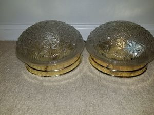 2Light fixture for Sale in Hampton, VA