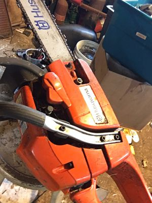 Husqvarna chainsaw not running for Sale in Edison, NJ