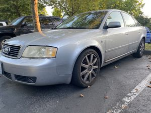 2004 Audi A6 for Sale in Kent, WA