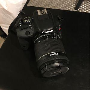 Canon DSLR Camera for Sale in Arlington, VA