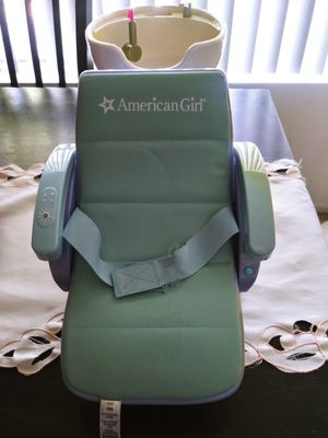 American Girl doll spa chair for Sale in Huntington Beach, CA