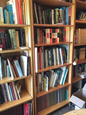 Wood Bookcase Bookshelves- located in Magnolia for Sale in Seattle, WA